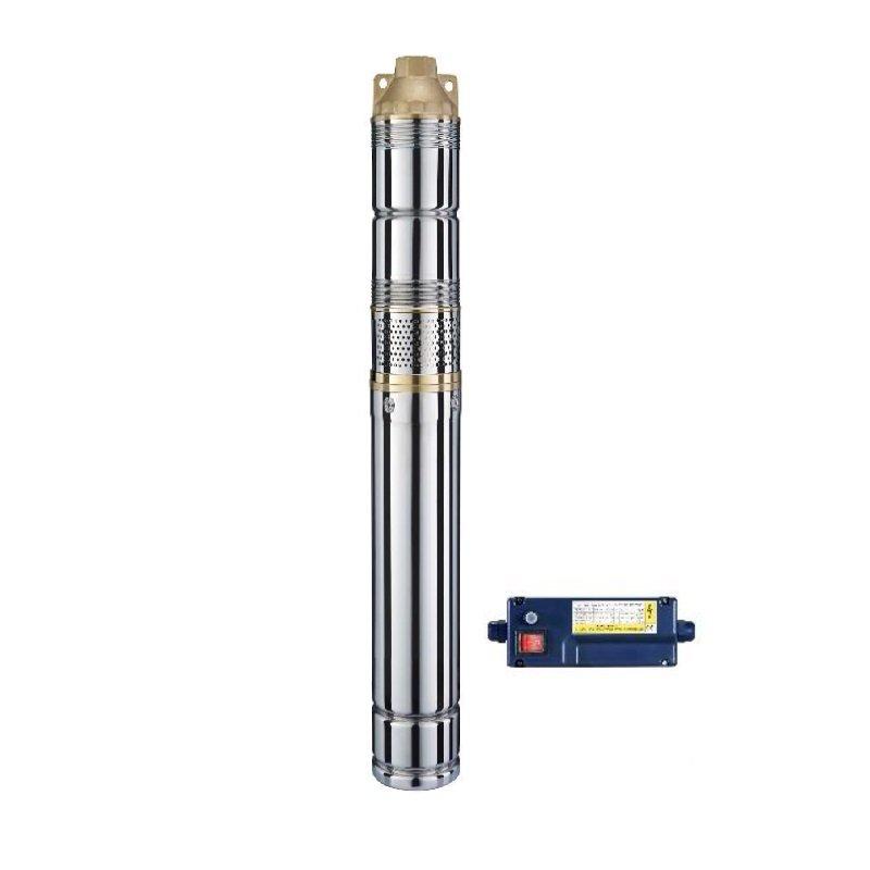 """Pompa głębinowa 3"""" EVJ 1,8‑120‑0,55"""