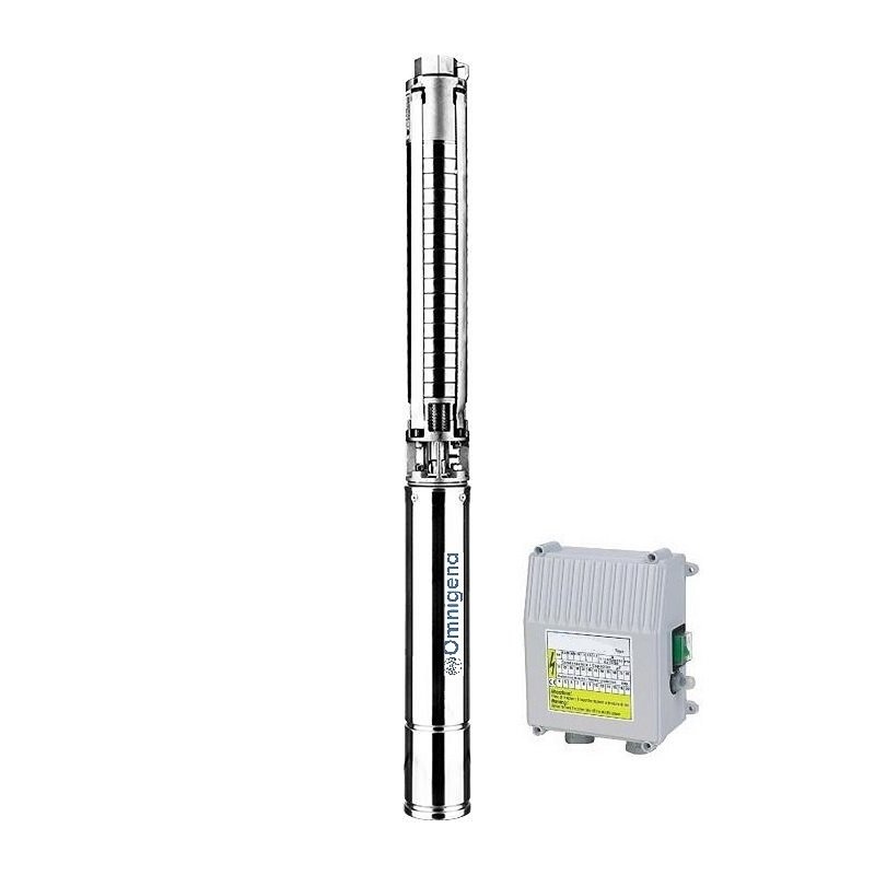"""Pompa głębinowa 4"""" SPO 2‑18 0,75kW 230V Omnigena"""